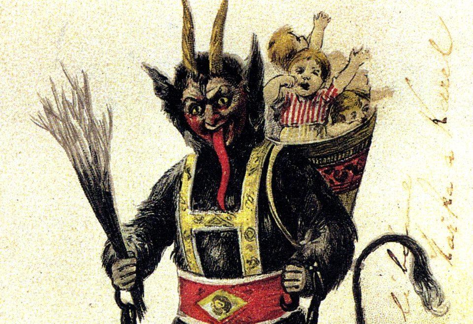Krampus-zwarte-begeleider-sint nicolaas-historie_zwarte piet